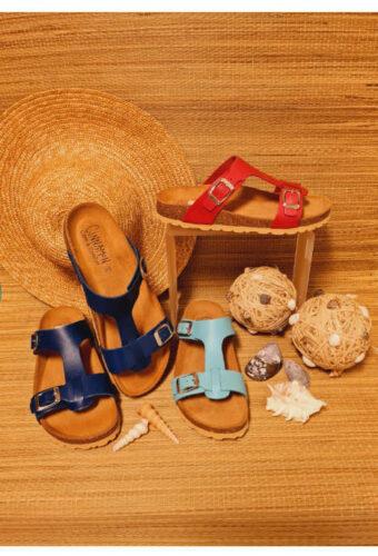 Cinnamon sandal